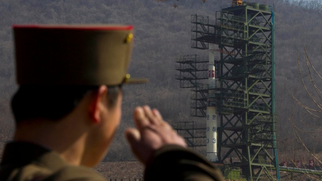 "N. Korea Threatens ""Full-Fledged Confrontation"" With U.S."