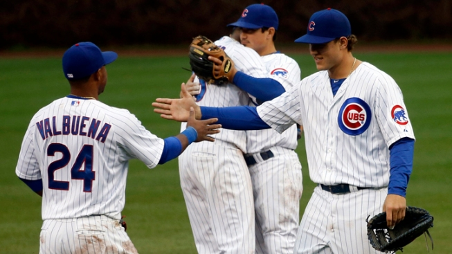 Soriano, Rozzo Homer, Cubs Beat Rangers
