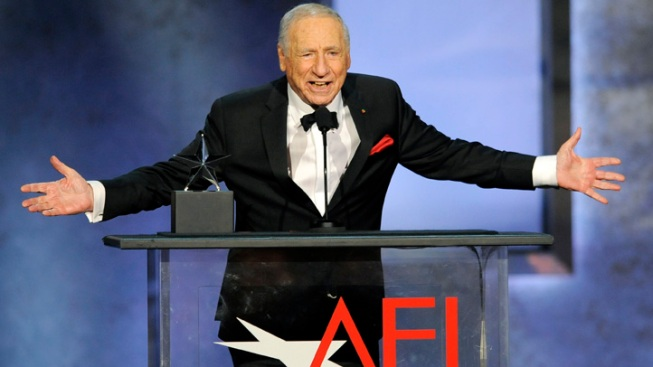 Scorsese, De Niro Honor Mel Brooks at AFI Tribute