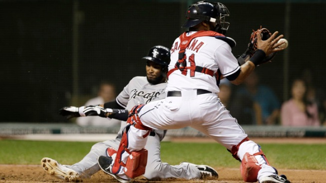 Sox Lose to Indians in 10