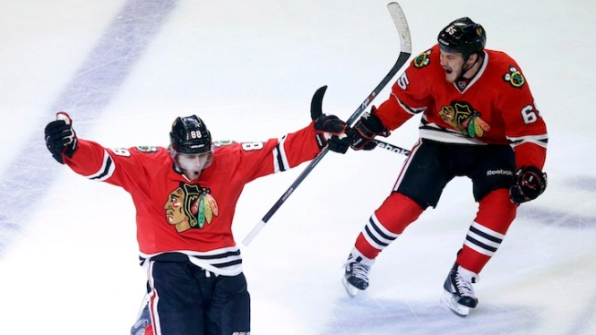 Blackhawks Beat Kings, Head to Stanley Finals