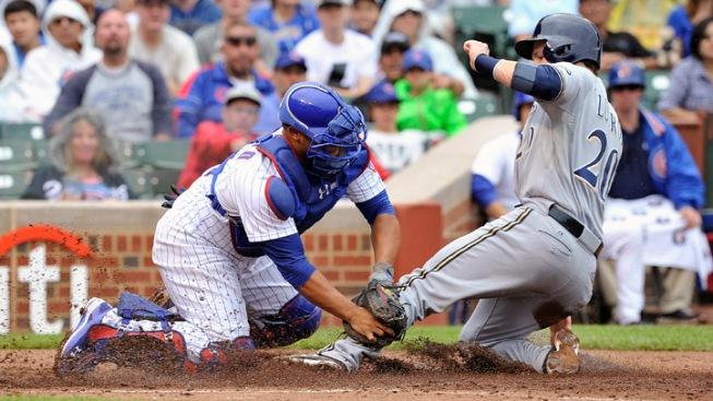 Brewers Beat Cubs After Gallardo Injured
