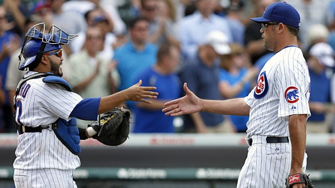 Cubs Hit 4 HRs, Power Past Marlins