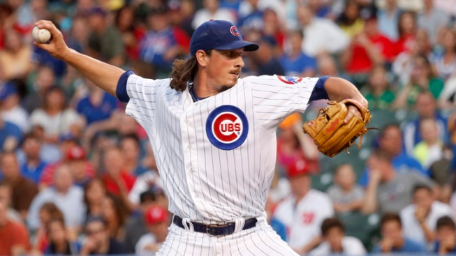 Cubs Power Past Nationals