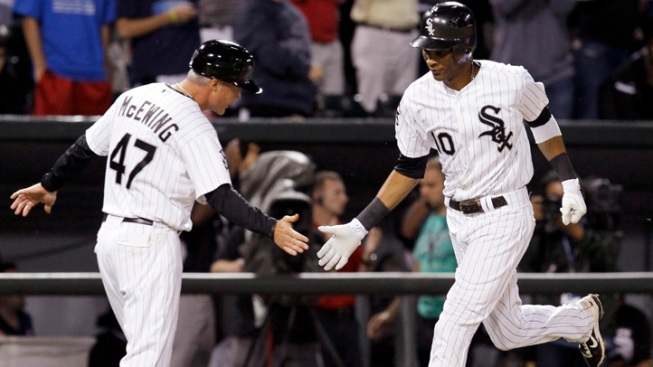 Ramirez 2-run HR Keys White Sox Win Over Yankees