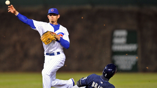 Cubs Break Through Late, Beat Brewers
