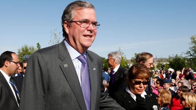 Jeb Bush Backs New School Standards, Choices