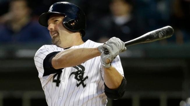 Paul Konerko To Return To White Sox in 2014