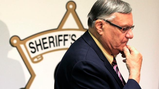 Package Sent to Arpaio Could Have Injured, Killed