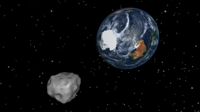 Asteroid Near-Miss: Why It Matters