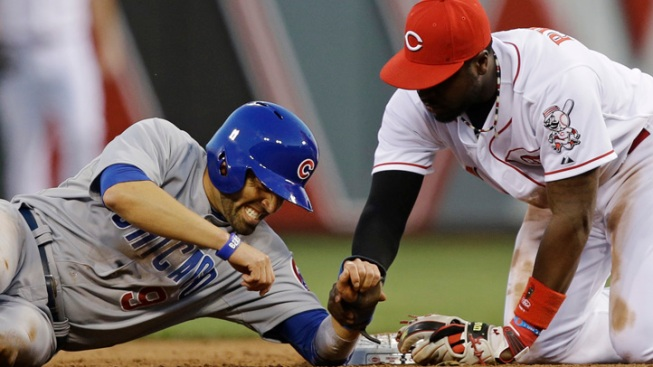 Reds Power Past Cubs