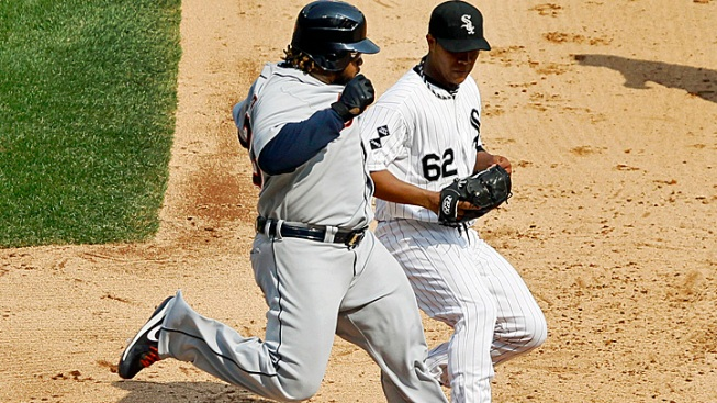 Error Paves Way as Sox Beat Tigers