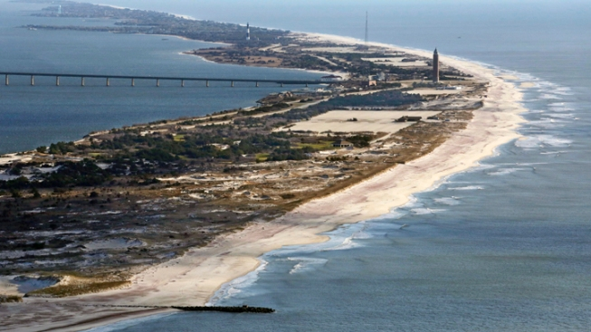 Half of Fire Island's Beaches, Dunes Washed Away by Sandy: USGS