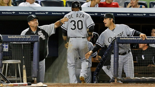 Yankees Rally to Beat White Sox