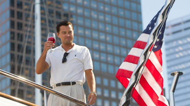 """Wolf of Wall Street"" Moved to Dec 25"