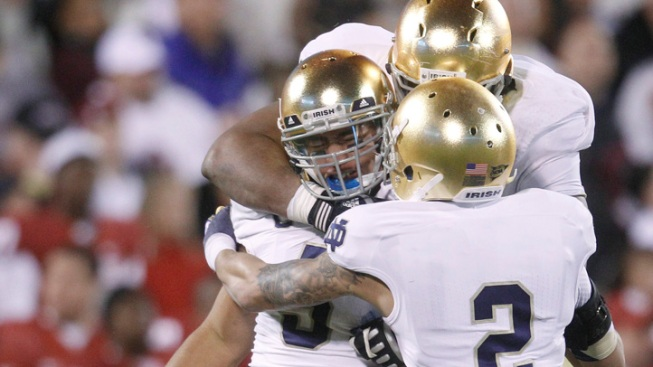 Notre Dame Remains Undefeated, Then Recieves More Good News