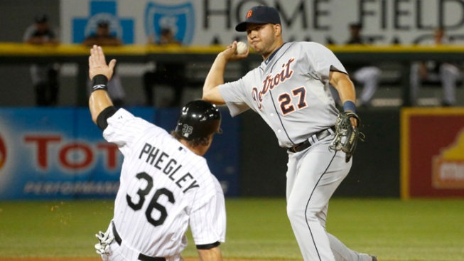 Sale Undone by D in Sox Loss to Tigers