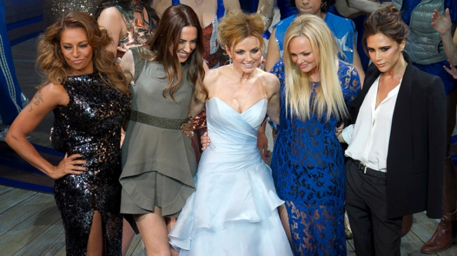 "Spice Girls Musical ""Viva Forever"" Opens in London"