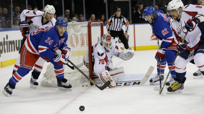 Red Wings, Rangers, Maple Leafs Win Sunday Night