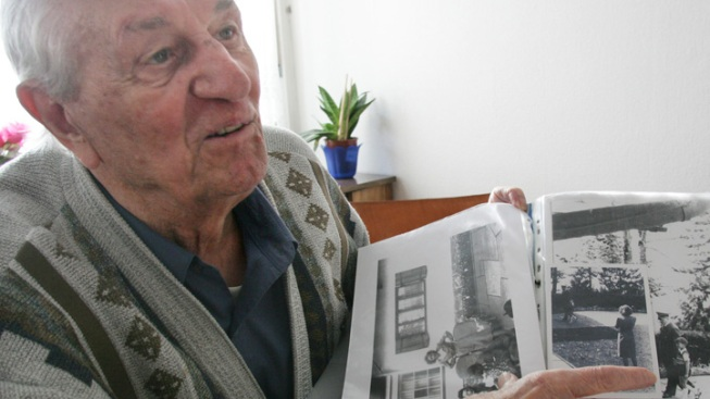Hitler's Bodyguard Rochus Misch Dies Aged 96