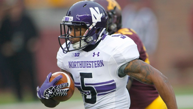 Mark, Northwestern Hold On to Beat Minnesota