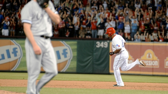 Texas Tops ChiSox
