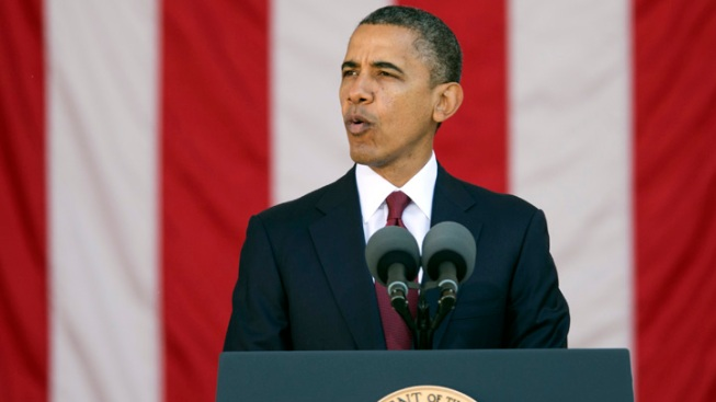 "Obama Talks ""Fiscal Cliff"" with Labor Leaders"