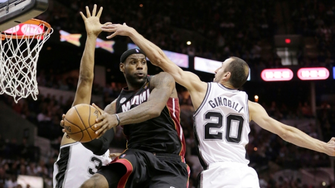 Heat Defeat Spurs, Tie NBA Finals 2-2