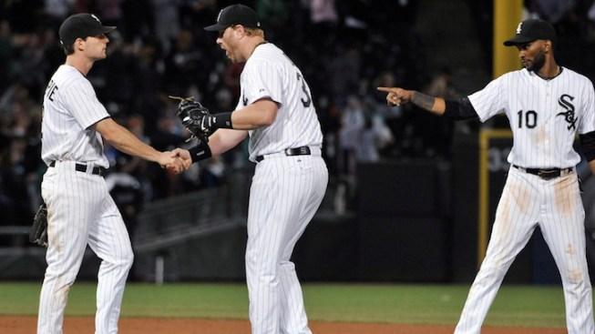 Dunn, Gillaspie Homer, White Sox Top Orioles