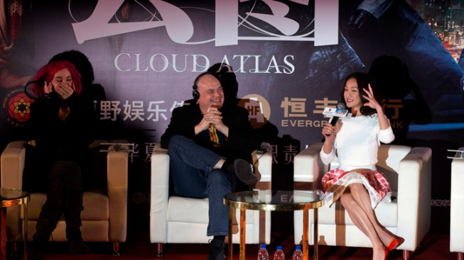 """Cloud Atlas"" Cut By 38 Minutes for China Audience"