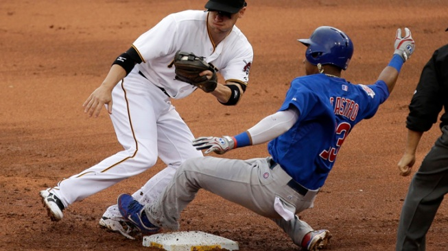 Pirates Beat Cubs for 4th Straight Win