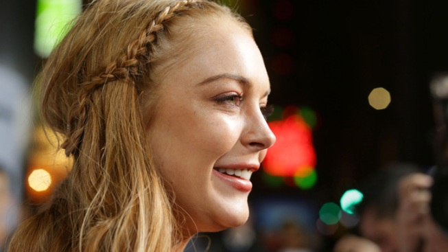 Lindsay Lohan to Make Post-Rehab Appearance at Venice FIlm Festival