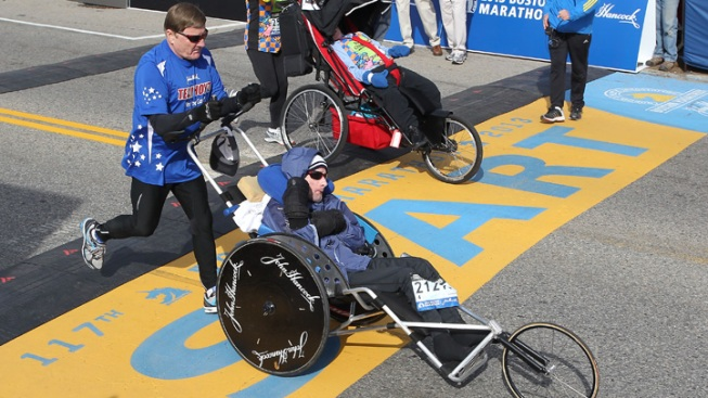 Officials Unveil New Boston Marathon Security Measures