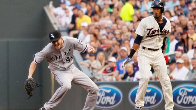 Twins Beat Sox
