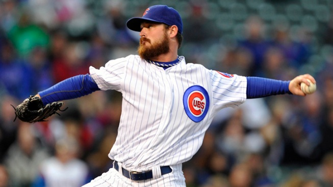 Wood Solid as Cubs Cruise Past Rockies