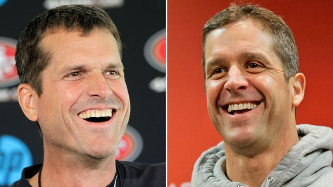 Harbaugh Parents Could Become Super Bowl TV Stars