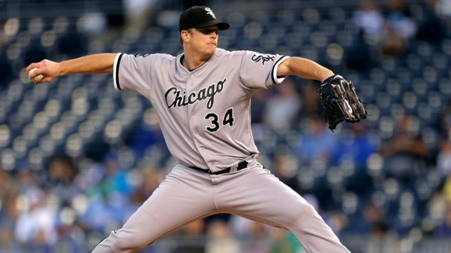 White Sox Edge Royals