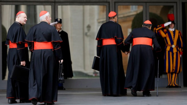 Conclave To Select Pope Begins Tuesday: Vatican