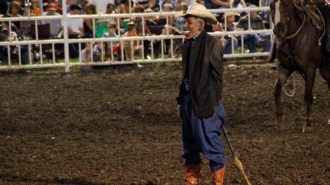 Missouri State Fair Bans Clown Who Wore Obama Mask