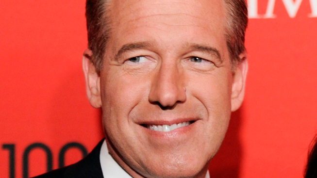 "WATCH: ""A Motivated Patient"": Brian Williams Talks Knee Surgery Rehab"