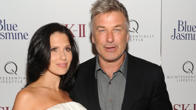 Alec Baldwin and Wife Welcome Baby Girl