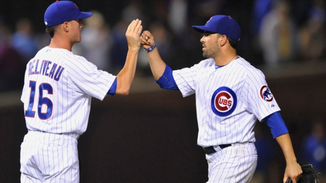 Samardzija Strikes Out 11, Cubs Beat Astros