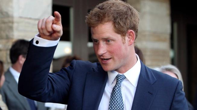 Prince Harry Throws Private Party at Colo. Pub