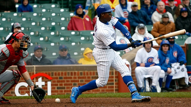 Cubs' Rally Against Reds Falls Short