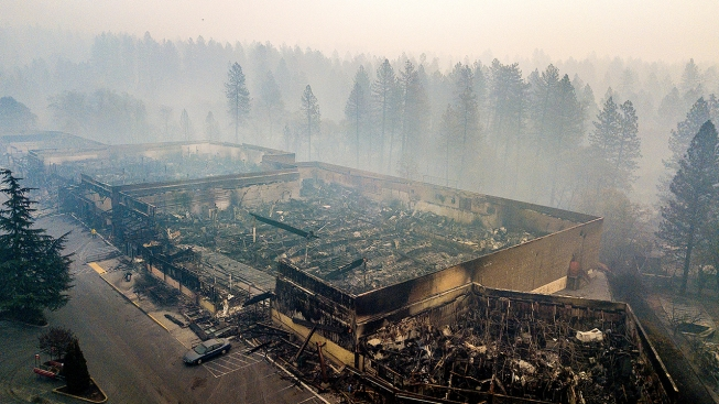 Death Toll Rises to 84 in Butte County's Camp Fire