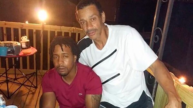 Dad's Dying Breath Came in Son's Arms After Ohio Shooting