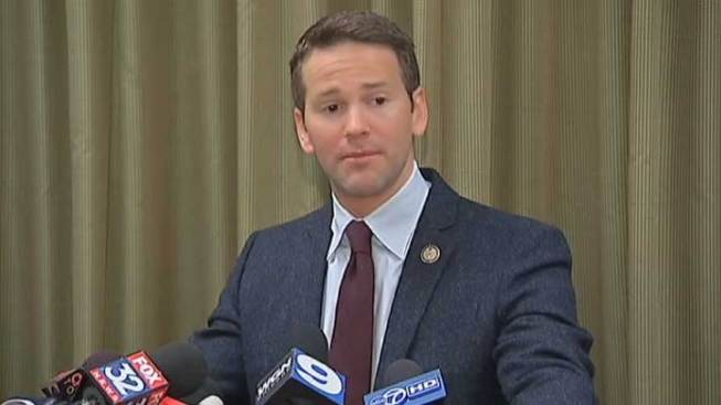 Former Rep. Aaron Schock Returns to House Floor: Report