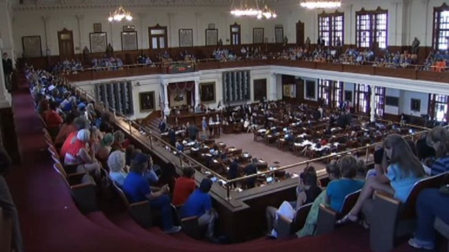 Abortion Bill Heads to Texas Senate