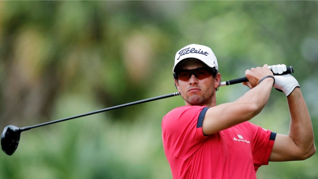 Adam Scott, Jason Dufner Tied for Doral Lead After First Round