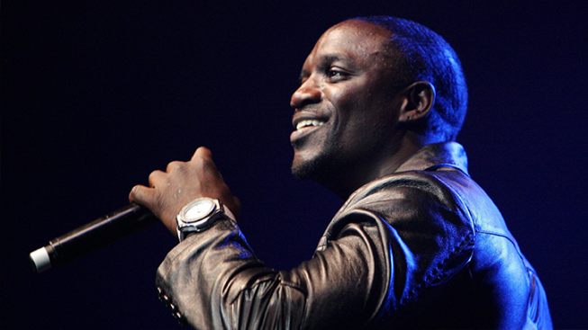 Hip-Hop's Akon to Debut 4 New Albums on His Own 'Stadium' App